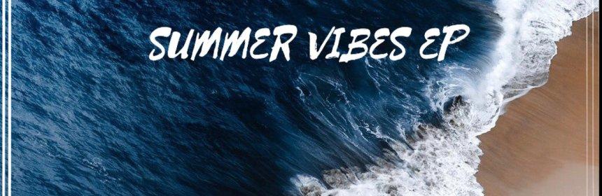 "Cover artwork for Amerikas Addiction - ""Summer Vibes"""