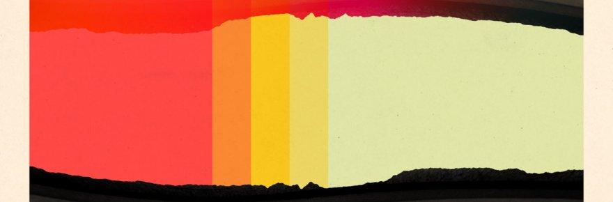 "Cover artwork for Dead Rainbow - ""Terraforma"""