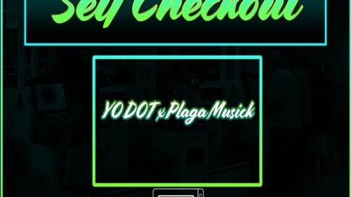 """Cover artwork for Yo-Dot - """"Self Checkout"""""""