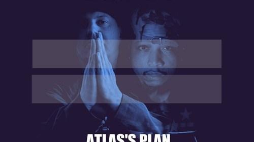 """Cover artwork for Taiyamo Denku Featuring Recognize Ali - """"Atlas Plan"""""""