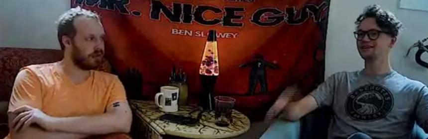 Mr. Nice Guy with Herman Hammermeister