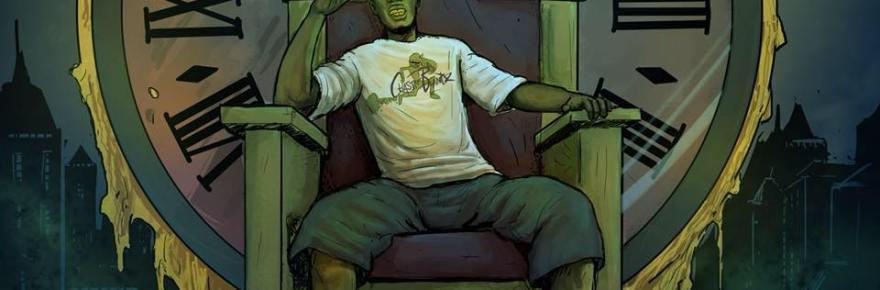"""Cover artwork for King Bando - """"36 Hourz"""""""