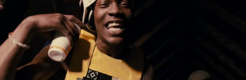 """Video still from Eddie Jame$ - """"Goat Talk"""""""