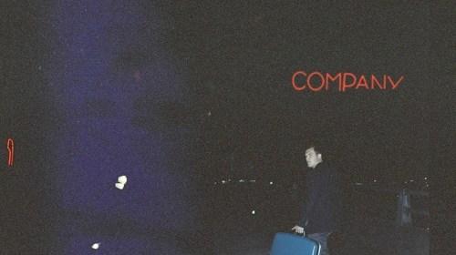 """Cover artwork for Rahn Harper - """"Company"""""""