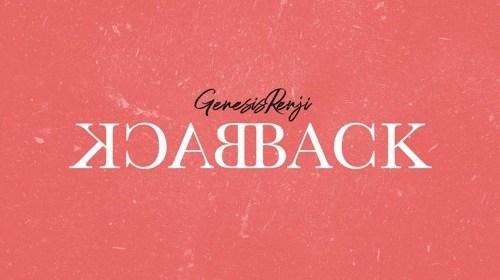 "Cover artwork for Genesis Renji - ""Back Back"""