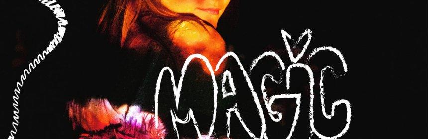 "Cover artwork for LUXI - ""Magic"""