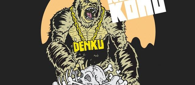 "Cover artwork for Taiyamo Denku - ""Kollab Kong"""