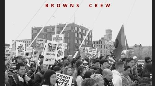 "Cover artwork for Browns Crew - ""Autonomía"""