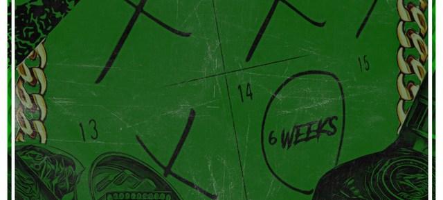 "Cover artwork for Hektik - ""6 Weeks"""