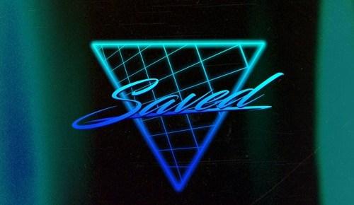 "Cover artwork for Eli $tones - ""Saved"""
