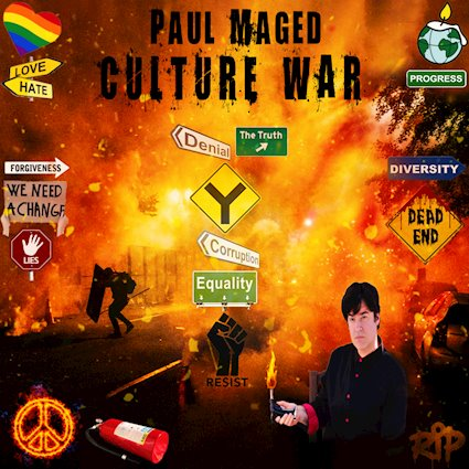 Paul Maged Goes All Out on New LP Culture War