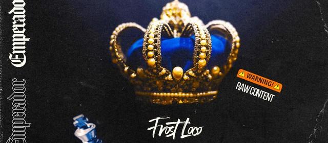 "Cover artwork for Frost Loco - ""Emperador"""