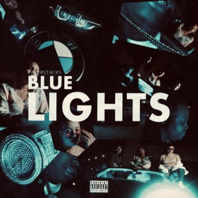 "AUDIO: PaperStacks – ""Blue Lights"""