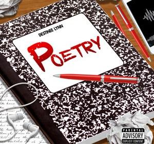 "Cover artwork for Destinee Lynn - ""Poetry"""