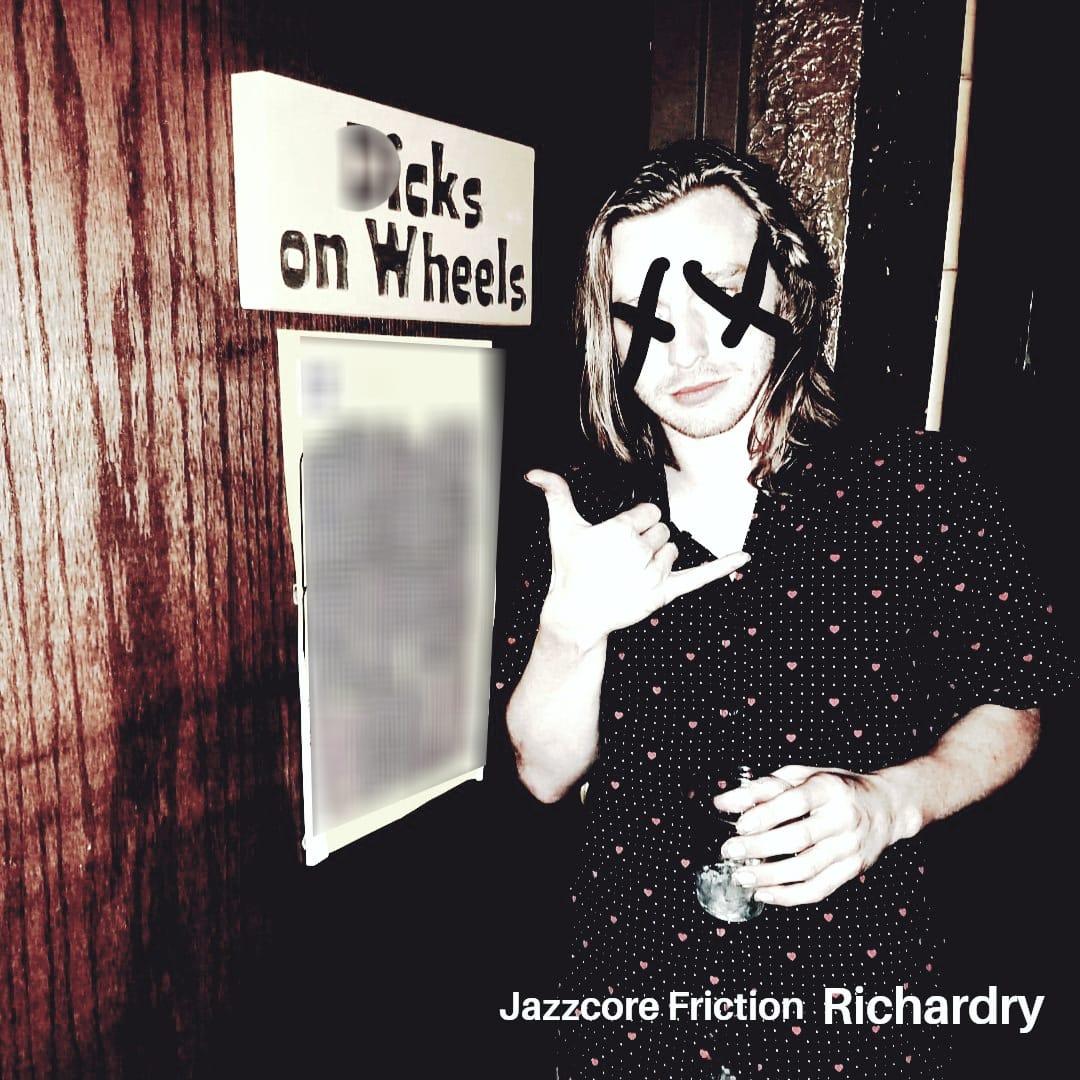 """AUDIO: Jazzcore Friction – """"Richardry"""""""