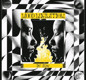 """Cover artwork for Mood Migration - """"By Fire"""""""