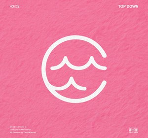 """Cover artwork for Wave Chapelle - """"Top Down"""""""