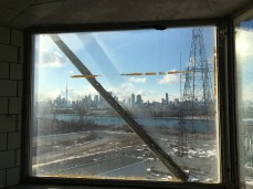View of T.O. from Hearn
