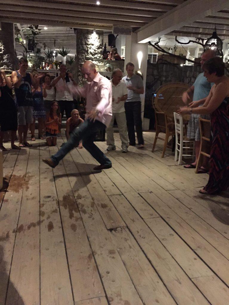 Yannis Greek Dance