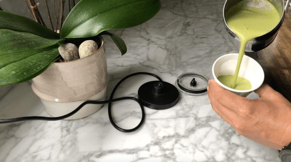 Almond Matcha Latte
