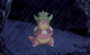 Pokemon The Movie 2000 Slowking
