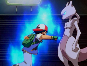 Pokemon The First Movie Mewtwo Psychic