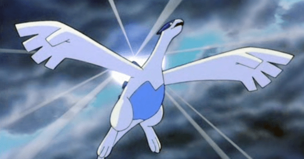 Pokemon The Movie 2000 Lugia Revived