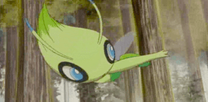 Pokemon 4Ever Celebi