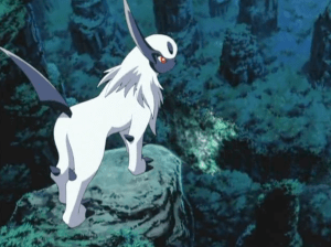 Pokemon Jirachi Wish Maker Absol