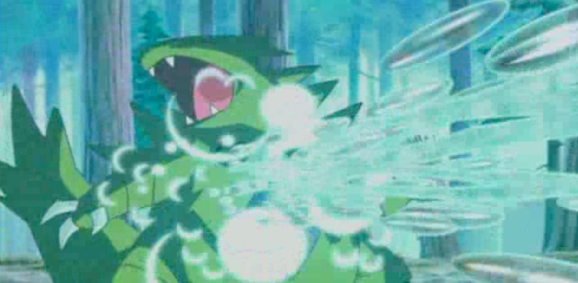 Pokemon 4Ever Evil Tyranitar