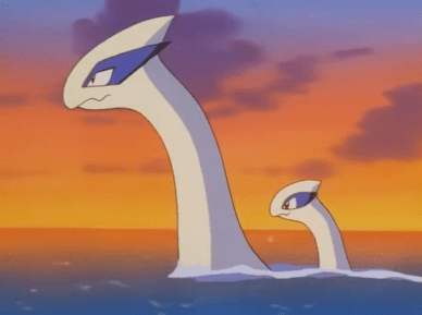 Pokemon Anime Lugia