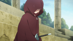 Sword Art Online Asuna in hood