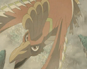 Pokemon: Lucario and the Mystery of Mew Ho-oh