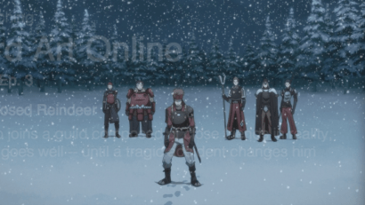 Sword Art Online Fuurinkazan guild