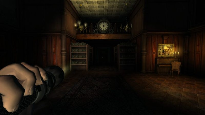 Amnesia: The Dark Descent Gary - Dark Secrets