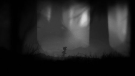 LIMBO game forest