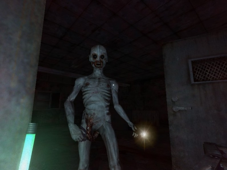 Penumbra: Black Plague Infected