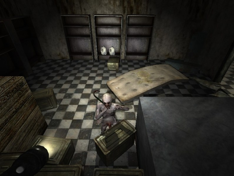 Penumbra: Black Plague Infected dying