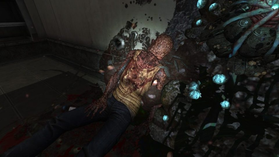 SOMA game infected human