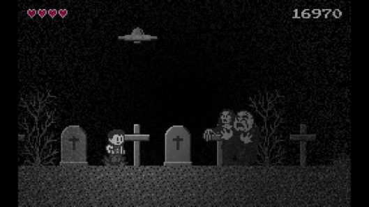 Manos: The Hands of Fate game Zombie Clay and Zombie Vampire Lady