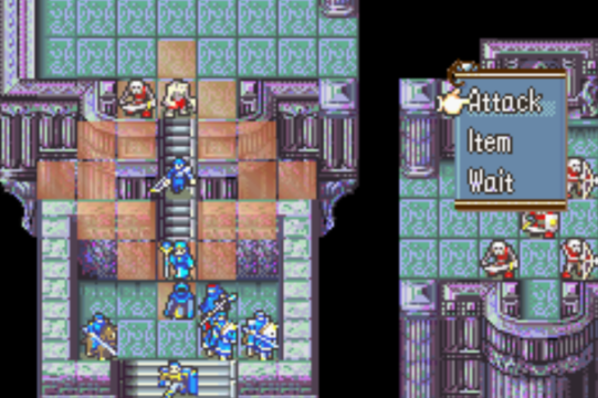 Fire Emblem: The Sacred Stones Tower of Valni