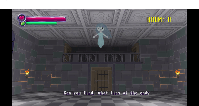 Spooky's Jump Scare Mansion Spooky the ghost girl