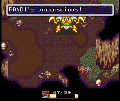 Secret of Mana Mantis Ant