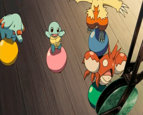 Pokemon: Lucario and the Mystery of Mew Phanpy Squirtle Corphish Combusken