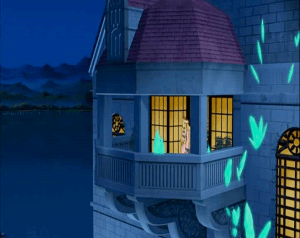 Pokemon: Lucario and the Mystery of Mew Cameran Palace