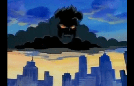 Double Dragon: The Animated Series Shadow Boss
