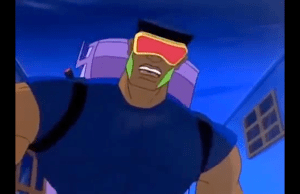 Double Dragon: The Animated Series Colonel Neil McReady