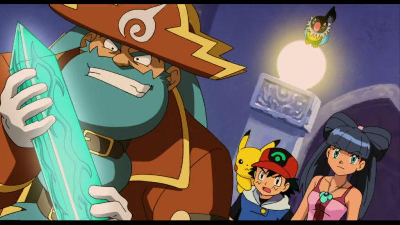 Pokémon Ranger and the Temple of the Sea Phantom