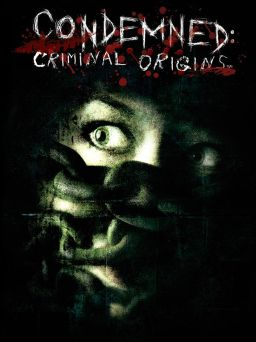 Condemned: Criminal Origins game cover