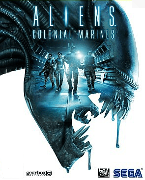 Aliens: Colonial Marines game cover